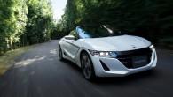 """Japāņu autoražotājs """"Honda"""" ir oficiāli prezentējis kādu impozantu jaunumu – divvietīgu atvērta tipa automobili """"S660"""". Mazā rodstera tirdzniecība Japānā startē..."""