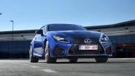 """Sestdien, 7. martā, Latvijātika atklāta jaunāsporta kupeja """"Lexus RC F"""", kas ir uz sedana """"Lexus IS"""" bāzes būvētās RC modeļu..."""