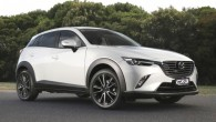 """Japāņu autoražotājs """"Mazda"""" Ženēvas autoizstādē pirmo reizi izrāda savu jauno kompaktkrosoveru """"CX-3"""". """"CX-3"""" tāpat kā visos citos """"Mazda"""" jaunākās paaudzes..."""
