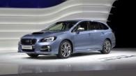 """Universāls """"Subaru Levorg"""" jau vairāk nekā pusgadu ir pārdošanā Japānas tirgū, bet Ženēvas autoizstāde ir izvēlēta par starta platformu tā..."""