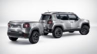 """Kompānija """"Jeep"""" speciāli Ženēvas autoizstādei sagatavojusi atraktīvu konceptu """"Hard Steel"""", ar ko grib nodemonstrēt mazā apvidnieka """"Renegade"""" plašās personalizācijas iespējas...."""
