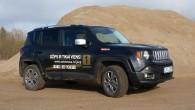 """Mūsu tirgū nonācis kompaktais apvidus automobilis """"Jeep Renegade"""", kas izgatavots, izmantojot """"FIAT"""" modeļu platformu un tehniskos resursus, un arī ražots..."""
