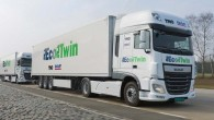 """Pagaidām gan runa ir par atsevišķiem autonomās vadības sistēmas elementiem. Proti, Nīderlandes autoražotājs """"DAF Trucks N.V."""" projekta """"EcoTwin"""" ietvaros reālos..."""