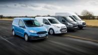 """2015. gada pirmajā ceturksnī komerciālo transportlīdzekļu segmentā Eiropā """"Ford"""" zīmols ir ieņēmis pirmo vietu, pateicoties palielinātajai pircēju interesei par jauno..."""