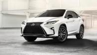 """Ņujorkas starptautiskajā autosalonā notikusi populārā japāņu krosovera """"Lexus RX"""" jaunās paaudzes pirmizrāde. """"RX"""" ir japāņu kompānijas """"Toyota"""" premiālā zīmola """"Lexus""""..."""