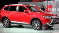 """Ņujorkas starptautiskajā autoizstādē japāņu ražotājs """"Mitsubishi"""" iepazīstinājis publiku ar modernizētu populārā krosovera """"Outlander"""" modeli. """"Mitsubishi Outlander"""" ir veikts pamatīgs """"feislifts""""...."""