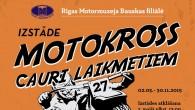 """Sestdien, 2.maijā pulksten 13.00 Rīgas Motormuzeja Bauskas filiālē tiks atklāta šā gada pirmā izstāde – """"Motokross cauri laikmetiem"""", ziņo Rīgas..."""