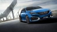 """Franču ražotājs """"Peugeot"""" Šanhajas autoizstādei sagatavojis koncepta """"308 R"""" modifikāciju ar iespaidīgu hibrīdsistēmu. Pats par sevi """"Peugeot 308 R"""" nav..."""