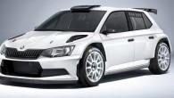 """Čehu kompānijas """"Škoda"""" motoru sporta nodaļas sagatavotais jaunais sacīkšu auto """"Fabia R5"""" ir saņēmis FIA homologāciju un pilnībā gatavs turpināt..."""