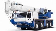"""Japāņu celtniecības un industriālās tehnikas ražotājs """"Tadano"""" ir laidis tirgū jaunu teleskopisko autoceļamkrānu """"ATF 100G-4"""" ar 100t celtspēju. Jaunais modelis..."""