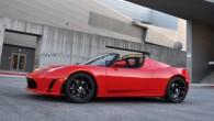 """Amerikāņu elektromobiļu ražotājs """"Tesla"""" ir prezentējis modernizētu un pilnveidotu rodstera versiju, kas jau vasaras beigās nonāks tirgū ar modeļa nosaukumu..."""