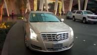 """Amerikāņu elitāro viesnīcu tīkls """"MGM"""" iepazīstinājis medijus ar speciālās sērijas limuzīnu """"Cadillac XTS"""", kas ir aprīkots ar sašķidrinātu dabas gāzi..."""