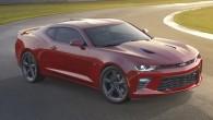 """Autobūves citadelē Detroitā (ASV) notikusi """"Chevrolet"""" kulta modeļa """"Camaro"""" sestās paaudzes oficiālā pirmizrāde. """"General Motors"""" nebija iespējas ilgi kasīties –..."""