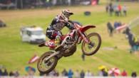 """Aizvadītajā nedēļas nogalē Lielbritānijā risinājās Eiropas motokrosa čempionāta ceturtais posms 125, 150 un 250 cm³ motociklu klasēs un komandas """"Route..."""