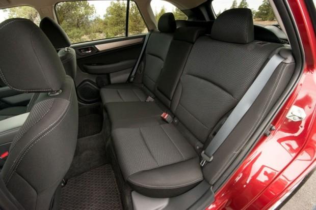 Subaru Outback 04