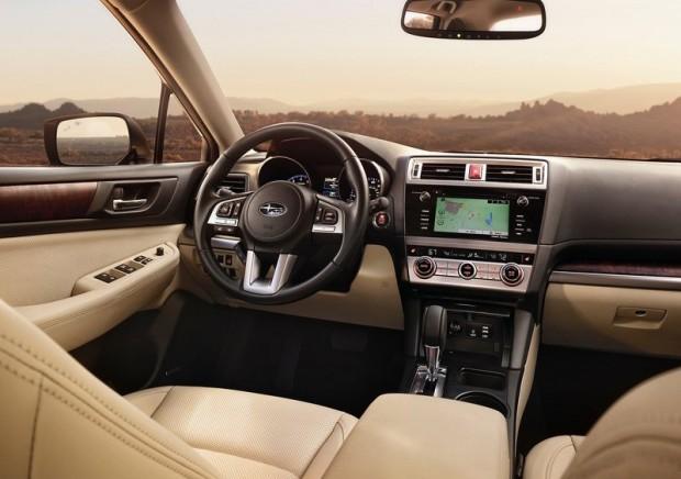 Subaru Outback 07