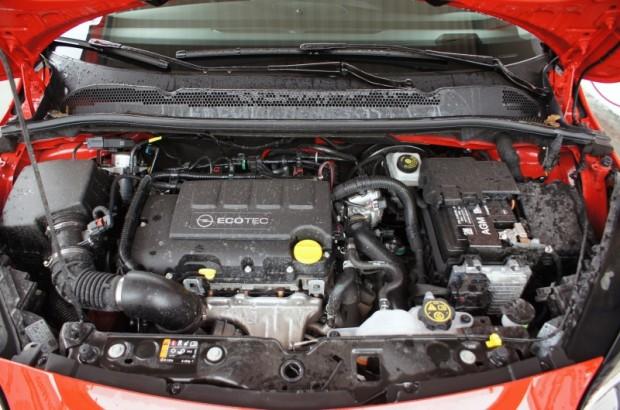 Arī 1,4 litru 100 Zs motoram būtībā nav ne vainas