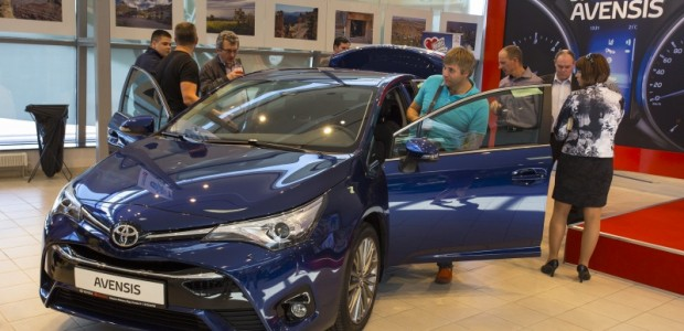 1-Amserv Avensis prezentacija