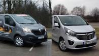 """Ja no vidēja izmēra furgonu piedāvājuma subjektīvi gribas izvēlēties """"Renault Trafic"""", derētu neaizmirst, ka ir arī tāds """"Opel Vivaro"""" (arī..."""