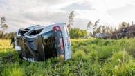 """Sestdien, 30. maijā ar traģisku negadījumu sacīkšu pēdējā ātrumposmā, kur bojā gāja trīs skatītāji, noslēdzies """"Harju Rally"""" – Igaunijas čempionāta..."""