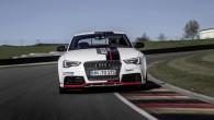 """""""Audi"""" AG preses dienests ziņo, ka kompānijas darinātais """"AudiRS5TDICompetition"""" prototips Zaksenringas trasē ir uzstādījis jaunu trases rekordu ar dīzeļdzinēju aprīkotiem..."""
