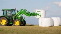 """Lielākais lauksaimniecības tehnikas ražotājs, kompānija """"John Deere"""" laidis tirgū modernizētus 5. sērijas traktorus. """"John Deere"""" modeļi """"5E"""" un """"5ML"""" ir..."""