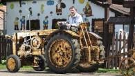 53-gadīgais ungāru fermeris Ištvans Puškāšs no Tisārešas atradis veidu, kā apvienot savu pamatdarbu ar vaļasprieku. Visu dzīvi Ištvans ir strādājis...