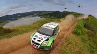 """Šajā nedēļas nogalē, no 4. līdz 6. Jūnijam, Azoru salās, Portugālē, norisināsies ceturtais Eiropas rallija čempionāta posms – """"SATA Rallye..."""