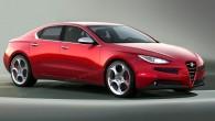 """Neraugoties uz to, ka """"Alfa Romeo"""" topošā sedana """"Giulia"""" tehniskie parametri vēl pagaidām nekur nav publicēti, konkurentu nometnē jau jūtama..."""