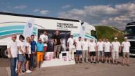 """Sestdien, 4.jūlijā sporta kompleksā """"333"""" norisinājās """"Volvo Trucks"""" rīkotais ekonomiskas auto vadīšanas sacensību The Driver's Fuel Challenge 2015 Latvijas fināls,..."""