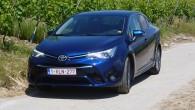 """Ražotāja pārstāvji to pagaidām oficiāli neapstiprina, taču klīst baumas, ka šī ir pēdējā """"Toyota"""" D segmenta modeļa """"Avensis"""" modernizācija pirms..."""