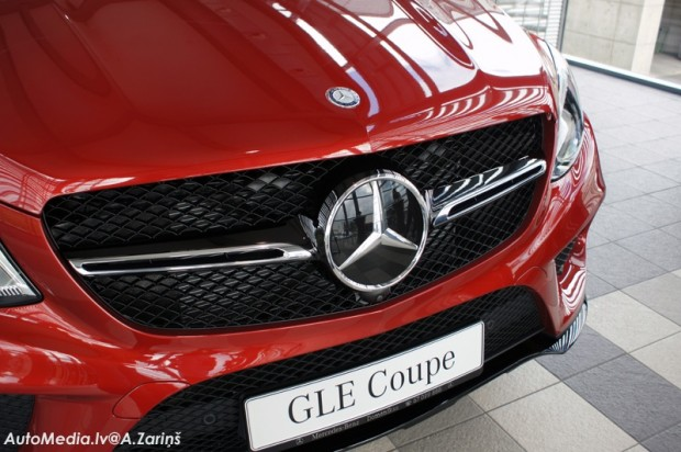 13-Mercedes-Benz GLE Coupe