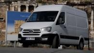 """Korejiešu kompānija """"Hyundai Motor"""" speciāli Eiropas tirgum palaidusi komercfurgona """"H350"""" ražošanu Turcijas rūpnīcā. """"Automedia.lv"""" iepriekš jau vēstīja, ka ar šo..."""