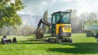 """Viens no vadošajiem celtniecības tehnikas ražotājiem """"Volvo Construction Equipment"""" ir prezentējis jaunu D sērijas miniekskavatoru """"EC20D"""". Zviedru konstruktori mazajā darbarūķī..."""