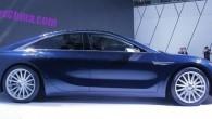 """Nule kā Šanhajā prezentētais sedans """"Youxia X"""" ir elektromobilis, kurš gluži tāpat kā oriģinālais modelis, izceļas ar ļoti daudzsološiem parametriem,..."""