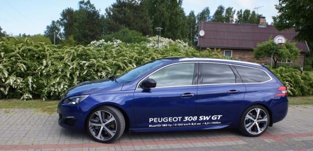 1-Peugeot 308 SW GT