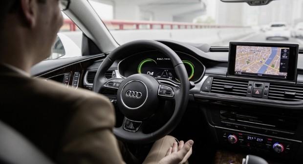 Audi bezpilota vadiba