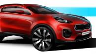 """Mēnesi pirms Frankfurtes autosalonā paredzētās pirmizrādes korejiešu ražotājs """"KIA"""" ir izplatījis populārā krosovera """"Sportage"""" jaunās paaudzes modeļa skiču attēlus. Šis..."""