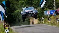 """Ar """"Volkswagen"""" ekipāžu dubultuzvaru noslēdzies autorallija pasaules čempionāta astotais posms, kas norisinājās Somijā. Vietējiem faniem par lielu prieku uzvaru izcīnīja..."""