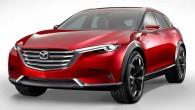 """Otrdien, 15.septembrī Frankfurtes autošovā Japānas kompānija """"Mazda Motors"""" prezentēja solīto jauna krosovera konceptu """"Koeru"""", kas iemieso kompānijas svaigāko KODO dizaina..."""