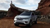 """Tikai jūnija otrajā pusē """"Renault"""" laida klajā uz """"Dacia Duster"""" bāzes veidotu, pagaidām Latīņamerikas tirgiem domātu pikapu """"Oroch"""", bet jau..."""
