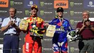 Svētdien, 20.septembrī ASV, Kalifornijā, netālu no Losandželosas tika aizvadīts FIM motokrosa pasaules čempionāta pēdējais posms, kurā izšķīrās sezonas laureātu liktenis...