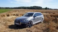 """Nu jau visai kupli 'sazaļojušajā' Ingolštates Premium automobiļu ražotāja apvidnieku klāstā """"Audi Q7"""" joprojām ir flagmanis. Gan tādēļ, ka ir..."""