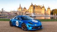 """Laikā no 11. līdz 13.septembrim ar """"Renault"""" cieši saistītās """"Alpine"""" bijušo darbinieku un entuziastu asociācija (Association des Anciens d'Alpine) Francijā,..."""