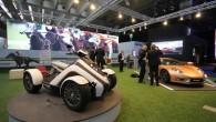 """Frankfurtes auto izstādē ar diviem elektriski darbināmiem braucamrīkiem atrādījies 2012.gadā bankrotu pārcietušais vācu sporta auto ražotājs """"Artega"""". """"Artega"""" tika dibināta..."""