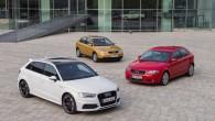 """Šajās dienās """"Audi AG"""" rūpnīcā Ingolštatē tika svinēta kompaklases modeļa """"Audi A3"""" ražošanas jubileja. Tieši pirms 20gadiem, 1995.gada 18.septembrī, no..."""