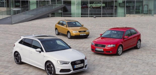 Audi A3_20 Years