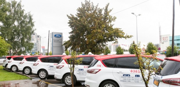 Ford S-Max New RedCab