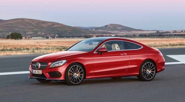 """Mercedes-Benz C-Class Coupe"""