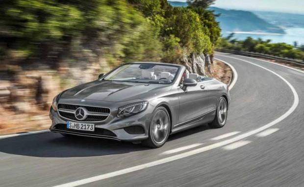 """Mercedes-Benz S-Class Cabriolet"""